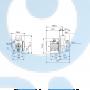 Горизонтальный центробежный насос CM15-3 A-R-A-V-AQQV F-A-A - 97516629