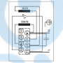 Горизонтальный центробежный насос CM5-4 A-R-I-E-AQQE C-A-A - 96961095