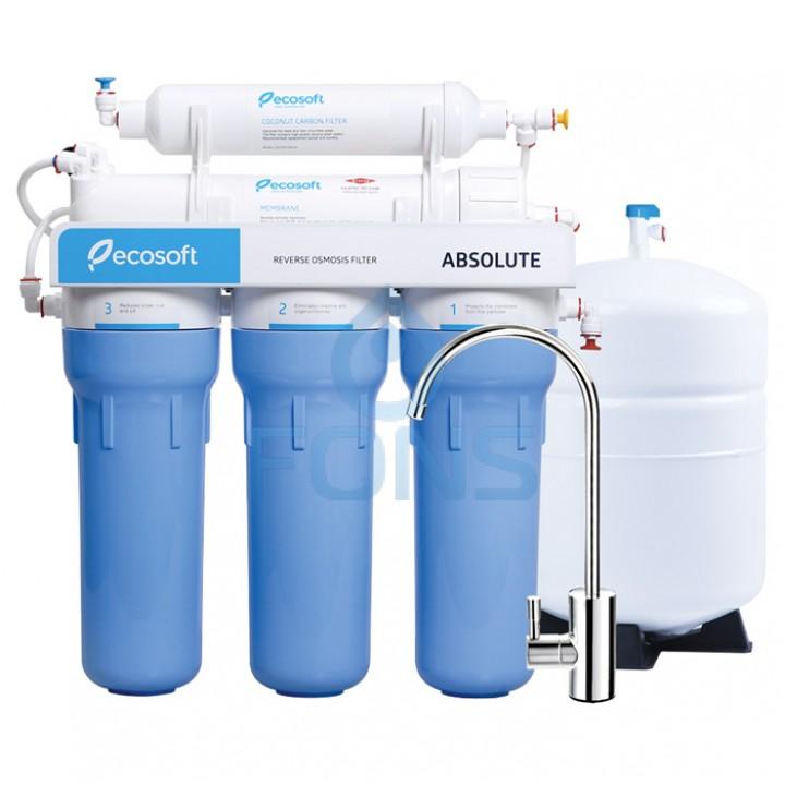 Ecosoft Absolute 5-50 Фильтр