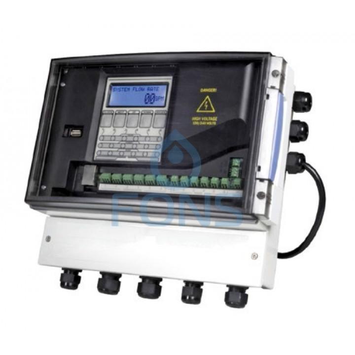 Системный контроллер управления клапанами Clack
