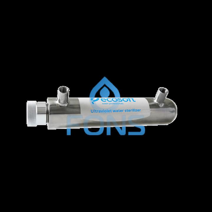 Ультрафиолетовый обеззараживатель воды ECOSOFT UV HR-60