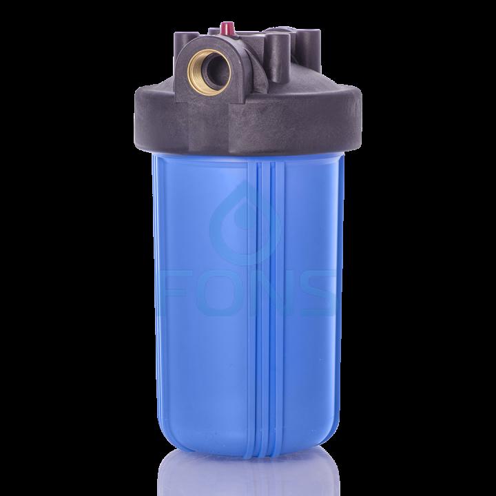 Колба для холодной воды (кронштейн, ключ, картридж) 1 дюйм
