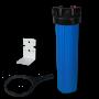"""Колба для холодной воды (кронштейн, ключ) 1 дюйм 20"""" BigBlue Line"""