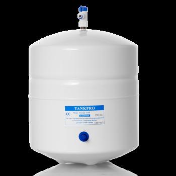 Бак накопительный металлический (3,2G) 12 литров