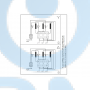 Насос с сухим ротором TPD 100-390/2 A-F-A-BAQE-QX1 - 96109235