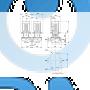Насос с сухим ротором TPD 50-290/2 A-F-B-BAQE-JX1 - 96087259