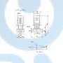 Насос с сухим ротором TP 65-170/4 A-F-B-BAQE - 96087631