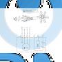 Канализационный насос SEV.65.80.22.2.50D - 96048169