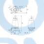 Канализационный насос SE1.50.65.22.2.50D.B - 96047509