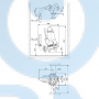 Канализационный насос  SEG.40.31.EX.2.50B - 96075916