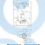 Канализационный насос  SEG.40.12.2.1.502 - 96076216
