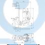 Канализационный насос  SEG.40.40.E.2.50B - 96878520
