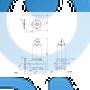 Канализационный насос SEV.80.80.265.2.52H.C.N.51D - 98145083