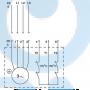 Канализационный насос  SEG.40.12.EX.2.50B - 96075906