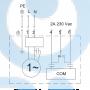Канализационный насос SEG.40.09.E.2.1.502 - 96878505