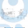 Консольный насос  NK 50-250/222 A2-F-A-E-BAQE - 97830115