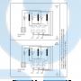 Вертикальный насос CR15-07 A-A-A-V-HQQV 3x40 - 96502000