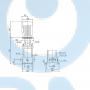 Вертикальный насос CR10-09 A-A-A-E-HQQE 3x40 - 96501231