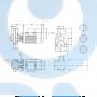 Моноблочный насос NB 40-125/105 AF2ABAQE - 97836726