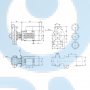 Моноблочный насос NB 65-315/308 AF2ABAQE - 97836805