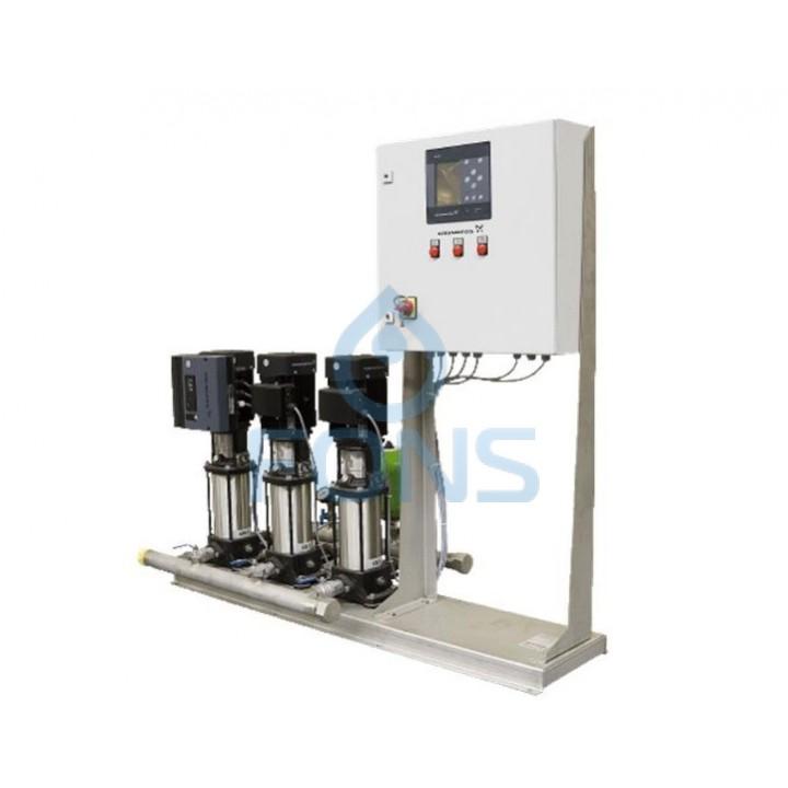Установка повышения давления Grundfos HYDRO MPC-S 2 CR 20-10 - 95044791