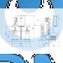 Установка повышения давления Grundfos HYDRO MULTI-S 2 CM5-4I - 91047089