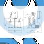 Установка повышения давления Grundfos HYDRO MULTI-S 2 CM10-4I - 91047127