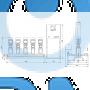 Установка повышения давления Grundfos HYDRO MPC-S 5 CR 5-16 - 95044717