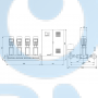 Установка повышения давления Grundfos HYDRO MPC-S 4 CR 64-5-1 - 95044897