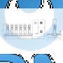 Установка повышения давления Grundfos HYDRO MPC-S 6 CR 64-2 - 95044907