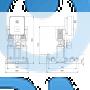 Установка повышения давления Hydro Multi-S P 2CR15-7 3X400/50 DL - 95922793