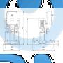 Установка повышения давления Grundfos Hydro Multi-S P 2CR3-7 3x400/50hz,PE - 95922882