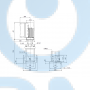 Вертикальный многоступенчатый центробежный насос CRE 15-8 N-F-A-E-HQQE - 96514574
