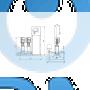Установка повышения давления Grundfos Hydro MPC-E 2 CRE3-2 50/60Hz RUS - 98423292