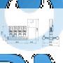 Установка повышения давления Grundfos Hydro MPC-E 4 CRE32-5-2 50/60Hz RUS - 98439487