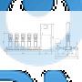 Установка повышения давления Grundfos Hydro MPC-E 5 CRE45-2 50/60Hz RUS - 98439507
