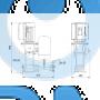 Установка повышения давления Grundfos Hydro Solo E CRE 32-2-2 HQQE - 98453516
