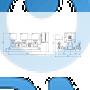 Установка повышения давления HYDRO MULTI-E 3 CRE1-09 - 98486602