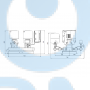 Установка повышения давления HYDRO MULTI-E 2 CRE5-05 - 98486687