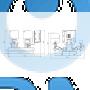 Установка повышения давления HYDRO MULTI-E 2 CRE5-09 - 98486745