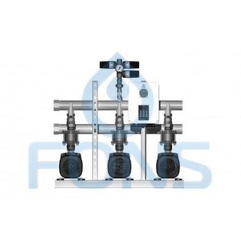 Установка повышения давления Grundfos  HYDRO MULTI-S 3 CM10-3I - 91047135