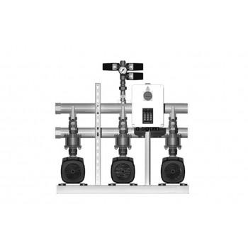 Установка повышения давления Grundfos HYDRO MULTI-S 2 CM3-6I - 91047059