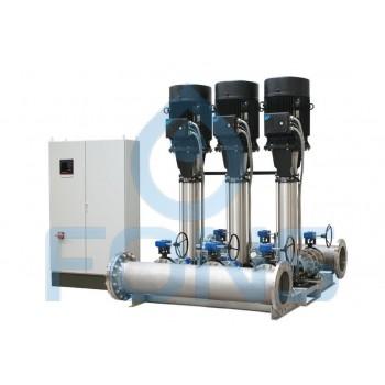Установка повышения давления Grundfos  Hydro MPC-E 3 CR64-3-1 50/60Hz RUS - 98439542