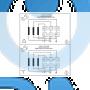 Вертикальный насос CRN 15-4 A-P-A-E-HQQE - 96501949