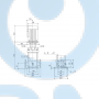 Вертикальный насос CRN 5-12 A-FGJ-A-E-HQQE - 96514199
