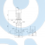 Вертикальный насос CRN 1S-19 A-P-A-V-HQQV - 96516090