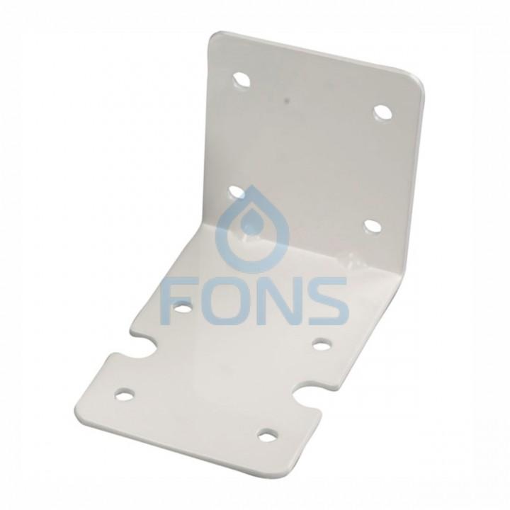 Кронштейн металлический для колбы БигБлю 897, 898, 907, 908 с ребрами жесткости BR-03-WC-R