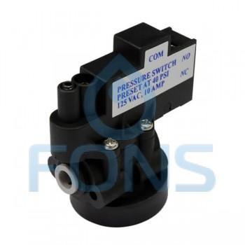 Клапан высокого давления HP-04