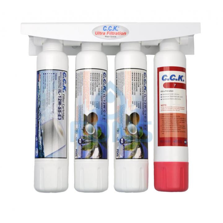 Ультрафильтрационная система CCK Ultra соединение E3