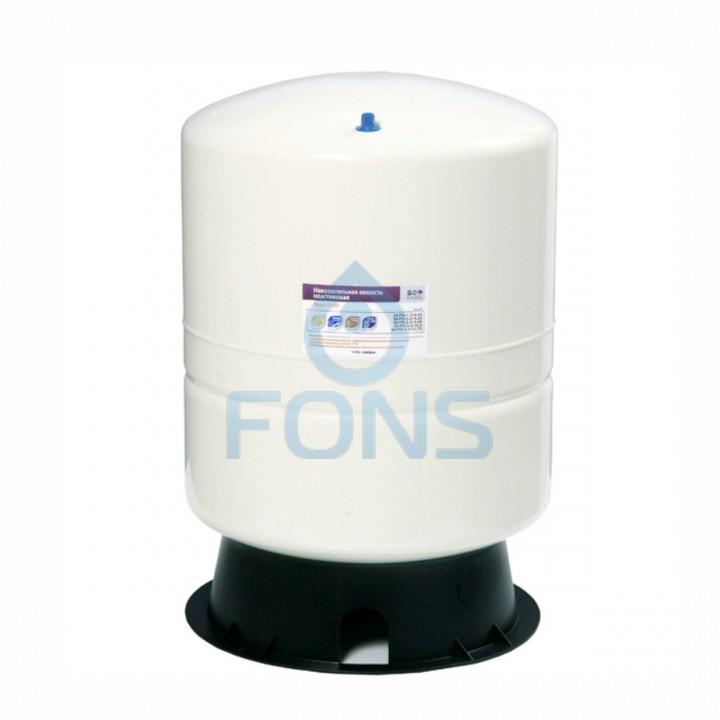 Металлическая накопительная ёмкость (11 G) 40л